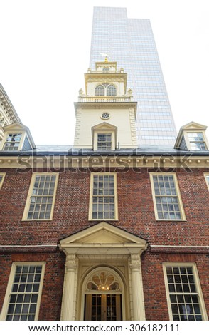 Old State House - stock photo