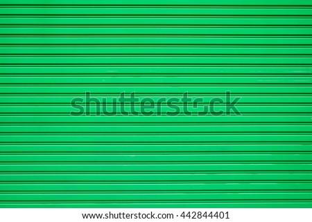 Old steel door. Steel texture. Steel pattern. Steel wall. - stock photo