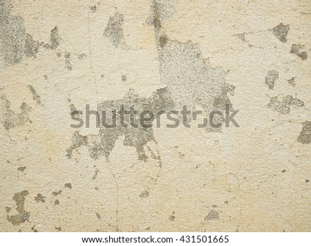 Old stone floor for texture background - stock photo