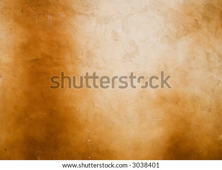 Old Stucco wall background texture - stock photo