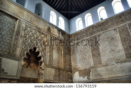 Old Synagogue of Cordoba, Spain - stock photo