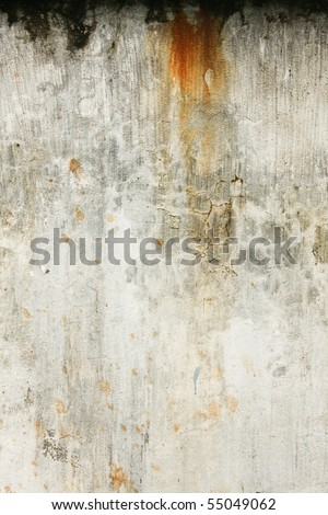 Old texture concrete wall - stock photo