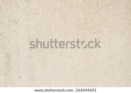 Old Texture Grunge background wall with crack on stucco with space for text. - stock photo