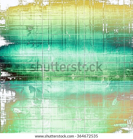 Old texture or antique background. With different color patterns: yellow (beige); blue; green; white; cyan