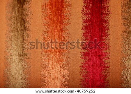 Old texture with green, yellow and red colors - stock photo