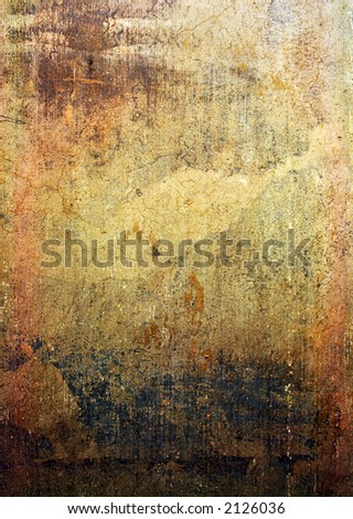 old textured wall background ready for your design work
