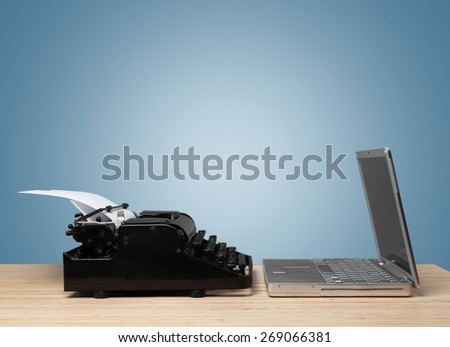 Old, the, lighting. - stock photo