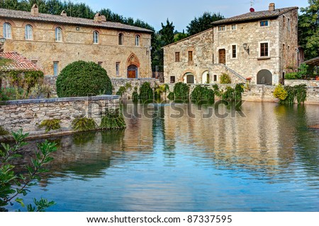 Bagno Vignoni Stock Images, Royalty-Free Images & Vectors ...