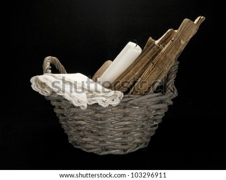 old things - stock photo