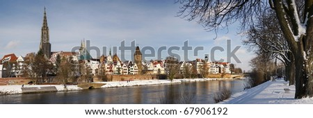 Old Town - stock photo