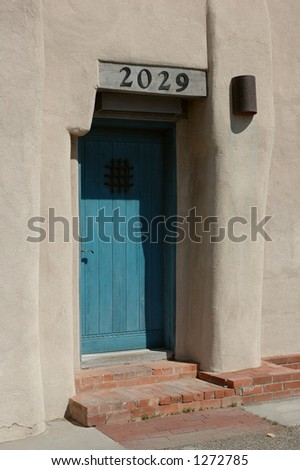 old town doorway