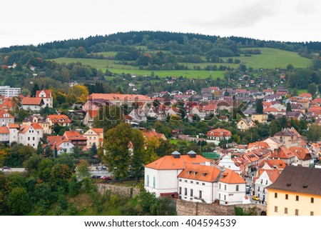 Old Town in Prague, Czech Republic - stock photo