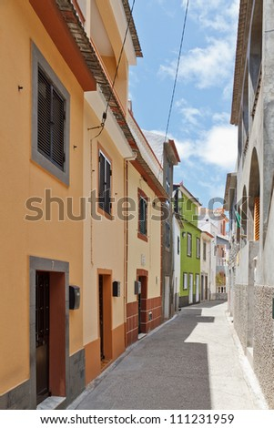 Old Town Madeira