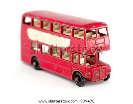Old toy - stock photo