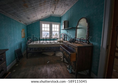 Creepy Room Stock Images Royalty Free Images Amp Vectors