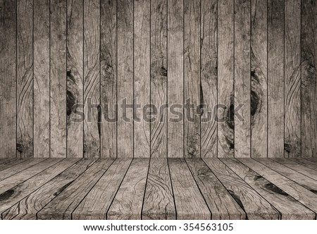 old vintage beige brown tone color wooden background texture with tabletop perspective:grunge aged wood pine backdrop with wood pave.advertising/show/promote products on display montage:retro effect. - stock photo