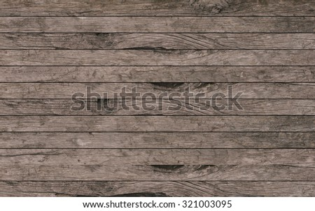 old vintage grungy beige brown wood backgrounds textures : grunge wooden backgrounds in horizontal line : rustic  grunge wooden backgrounds for interior,design,decorate .image with instagram filter. - stock photo