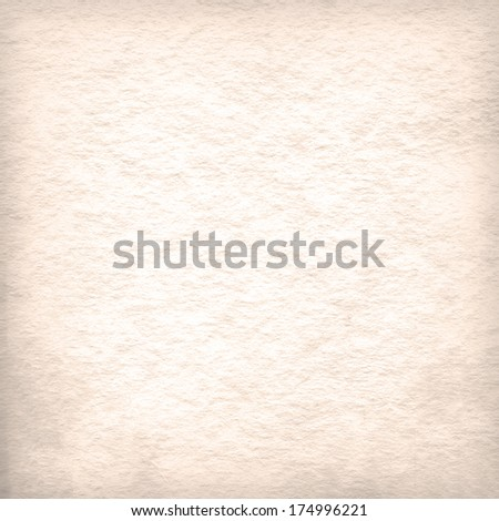 Old vintage paper as texture or background. High resolution image - stock photo