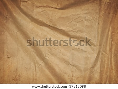 Old vintage paper background texture