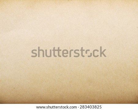 Old vintage paper texture grunge background - stock photo