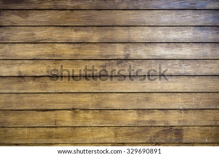 Old vintage wood texture for background - stock photo