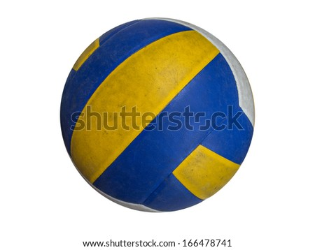 Old Volley Ball
