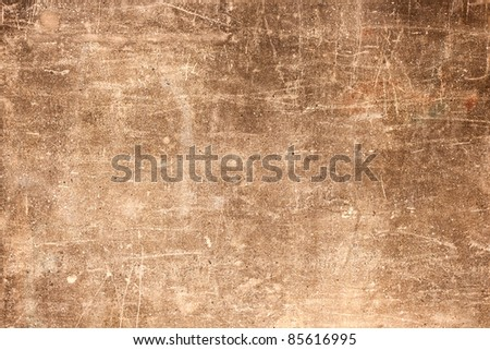 Old wall background, has a fibrous Suitable for background. - stock photo