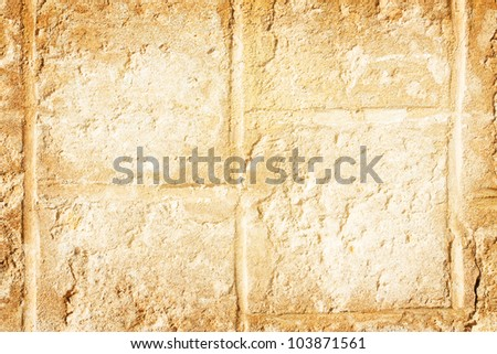 old wall texture grunge background or old parchment paper background
