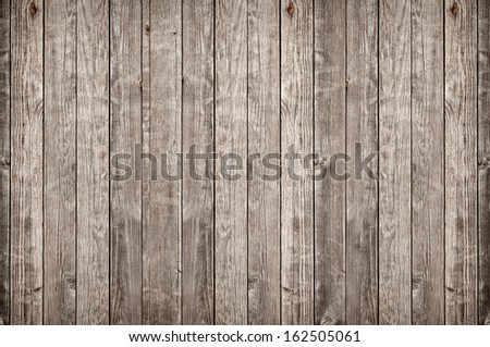 old weathered wood planks texture  - stock photo
