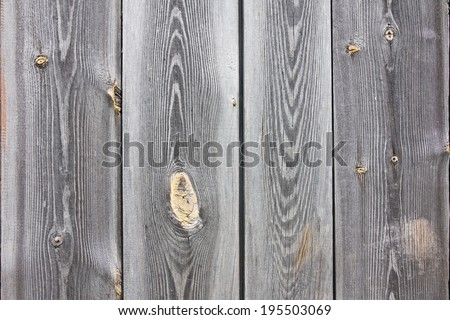 Old weathered wooden plank background. Close up