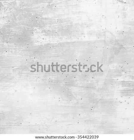 old white concrete texture - stock photo