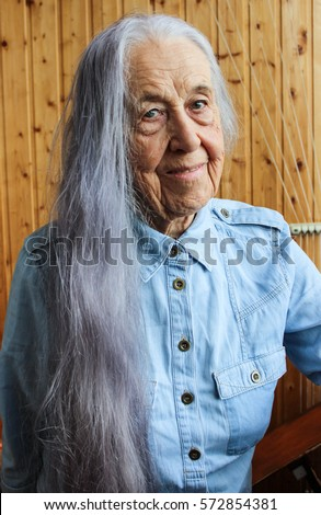 Grey Haired Stock Images Royalty Free Images Amp Vectors