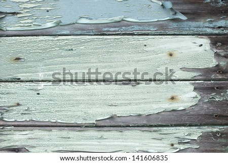 old wood - stock photo