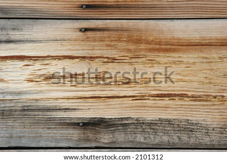 Old Wood 2 - stock photo