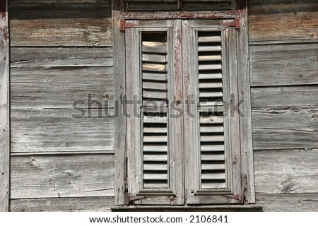 Old Wood3 - stock photo