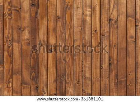 Old wood bacground - stock photo