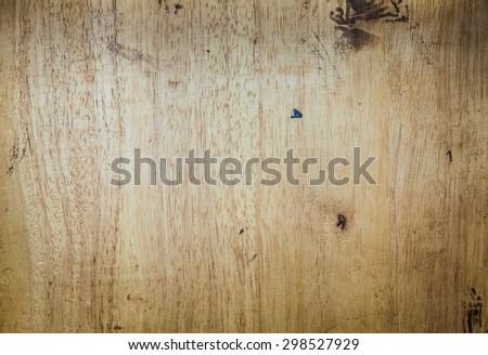 Old Wood Background - stock photo