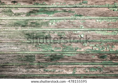 Old wood background.The brown wood texture with natural patterns.