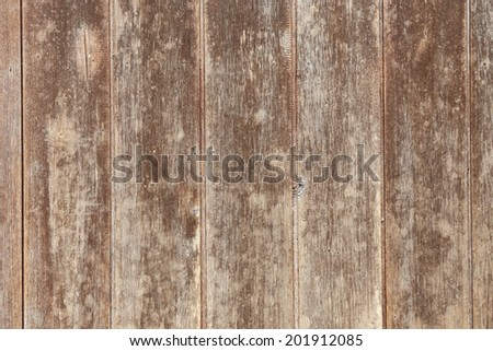 old wood brown plank texture background - stock photo