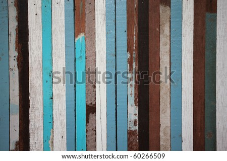Old Wood Chips Background - stock photo