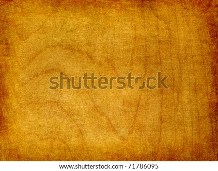old wood grain background - stock photo
