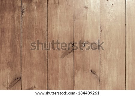 Old wood of plank wall background