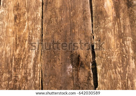 Old wood surface texture background