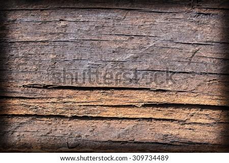 Old Wood Texture. - stock photo