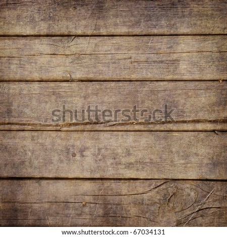 Old wood texture - stock photo