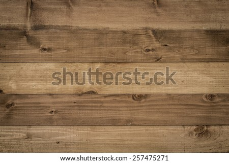 Old wood texture. Floor surface - stock photo
