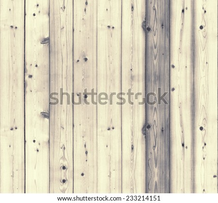 Old wood texture. Floor surface / seamless close-up texture / rustic weathered barn wood background with knots and nail holes - stock photo