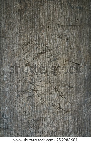 Old wood texture for your background  - stock photo