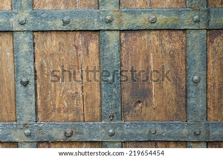 Old Wood texture; Medieval doors & Old Wood Texture Medieval Doors Stock Photo 219654454 - Shutterstock
