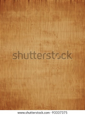 Old wood texture or wood grunge background - stock photo